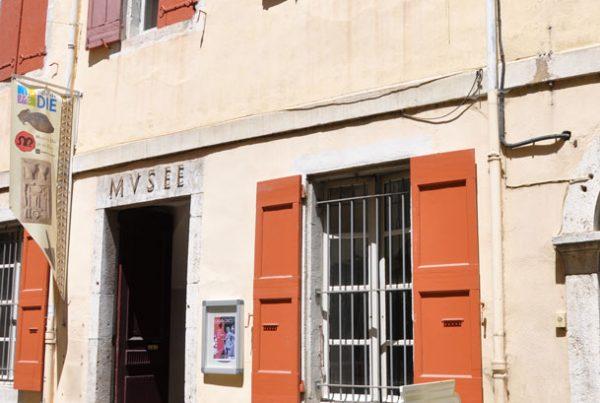 Un livret de visite numérique au Musée de Die et du Diois